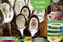 Garden Crafts / by SeedsNow.com
