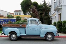 Old Trucks / by Kelly Cantrell