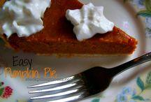 Thanksgiving / by Lauren Lown
