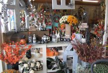 Owens Fall '14 Decor / Beautiful home decor available at Owens Flower Shop in Lawrence, KS / by Owens Flower Shop