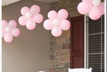Balloons and Balloon Creations! / by Connie Allen