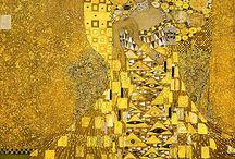 art=Klimt / by Igor Mamantov