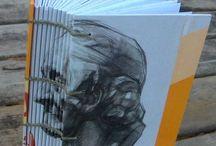 ART  BOOK BINDING / by Em Stafrace
