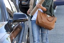 Boyfriend jeans outfits / Full outfits.  / by Match Clothes Colors