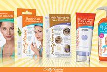 Cremas Depilatorias / Conseguí una piel más suave y sedosa con nuestras nuevas cremas depilatorias. ¡Ideales para el cuidado de tu piel! / by Sally Hansen Argentina