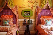 Kids rooms / Kids rooms, nurseries, playrooms, study rooms / by Debbie Roberson