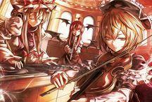 Manga/Anime/Fantasy / by Katri H.
