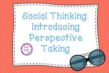 Social Thinking / by Ashley Lynne