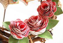 Handmade Flowers / by Gem Girl