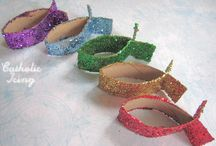 Ideas for Pons / Craft and other ideas to help with various church activities. / by Katie Seiffertt