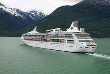 Cruises / Cruise Ships / by Mag Cavazos