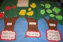 Preschool - Apples / by Mrs. Chickadee