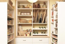 Closets y organización / by Revista Buenhogar