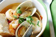 Seafood cravings / by Vanessa Collard