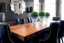 Dining Room / by Leda Lodin