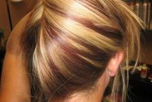 Hair/ nails/ makeup / by Angela Hensley