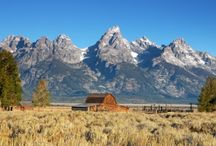 Jackson Hole, Wyoming / Travel Photos to Inspire Your Jackson Hole, Wyoming Vacation Planning! / by AllTrips - Vacation Packages & Travel