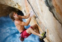 Climbing / Rock climbing, indoor, outdoor / by Wai Yeh Leung