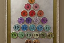 Homemade Advent Calendars / Don't make the same old advent calendar this year. Instead, use these tutorials for Christmas calendars and holiday calendars that the whole family can enjoy. The count down to Christmas will be so much more interesting with one of these advent calendars. / by AllFreeChristmasCrafts