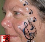 Face Painting / by Patricia Cramer