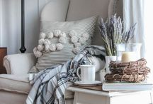Cozy reading spots / by Kieran Kramer