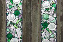 Using Recycled Glass / by OhMissMary