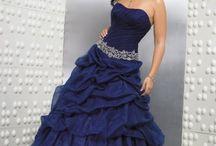 Vestido para quinceañera  / by Yaneth Valenzuela