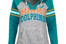 Miami dolphins / by Vanessa McDonnell