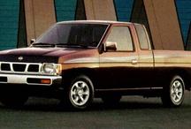 Datsun / Nissan pickups / by David Bordner