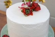Wedding Cake / by Michelle Brown