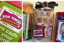 Box Tops for Education / by Michelle Volk