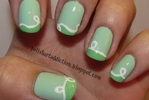Nails! / by Robyn Meyer
