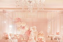 Cake Table Displays / by Madeline's Weddings & Events