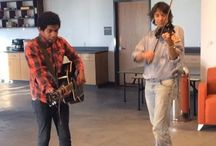 Second Fridays at the Arts Garage / by Noyes Arts Garage Stockton College