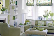 for the home-LIVING ROOM/BONUS ROOM / by Tonya O'Dell