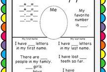 Math / by Janice Marsh