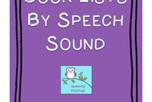 Paediatric Speechie stuff / by Kathryn