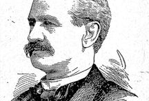 Michigan Mustaches / Mustaches of Michigan history, brought to you by #DigMichNews. / by Michigan Digital Newspapers at Clarke Historical Library