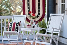 Decks, patios and pools / by Michelle Martin