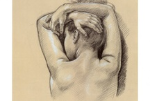 Drawings / by Hannah Cardoso