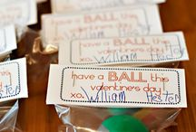 Holiday- Valentines / by Shealyn Wilson