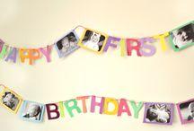 birthday ideas / by Pudge's Mom