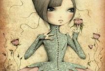 Illustrations / by Caroline B. Laurens