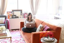 new living space / by Alison Miller