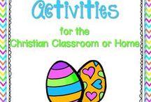 Children's Sunday School Ideas / by Julie Aarum