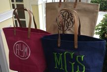 monograms / by Tagiepoo McLain-Roberts