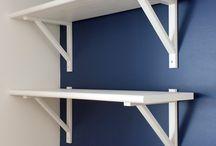 Craft Room ideas / by Melinda Thomas