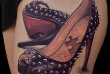 Tattoo's / by Gini Foster