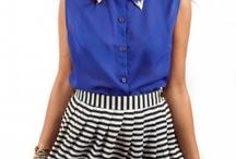 Fashion Wish-list / by Daniela Ramirez