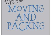 Moving / by Andrea Phillips